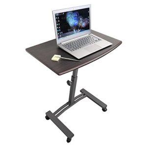 2017 - Laptoptisch höhenverstellbar ♥Tatkraft Salute Laptoptisch mit 4 Räder  ♥ 6 kg